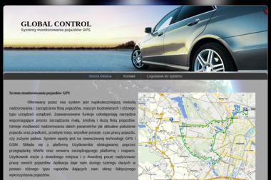 Global Control Maciej Klimczak - Strony internetowe Łańcut