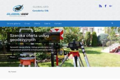 Pracownia Geodezyjna Global Geo Grzegorz Kapuściński - Geodeta Ełk