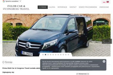Glob Car And Congress Travel Wojciech Cedro - Przewozy Konstancin-Jeziorna