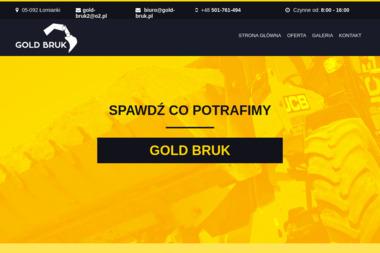 Gold Bruk Adam Kajtaniak - Odśnieżanie dachów Łomianki