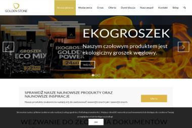 Golden Stone. Ekogroszek, eko groszek - Ekogroszek Bielsko-Biała