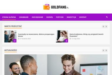 GoldFang Biuro Rachunkowe - Biuro rachunkowe Jelenia Góra