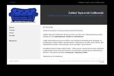 Zakład Tapicerski Tapicer - Tapicer Rumia