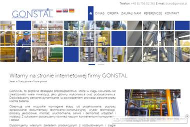 GONSTAL - Obróbka Metalu Kazimierz Dolny