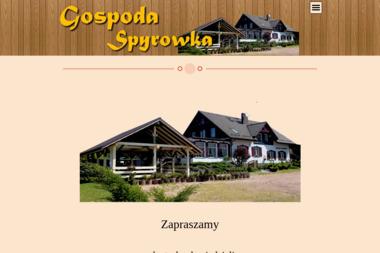 Gospoda Spyrówka - Firma Gastronomiczna Szymocice