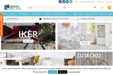 Gotowe Wnętrza - sklep internetowy - Projektowanie wnętrz Lublin
