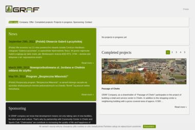 Graf Project Sp. z o.o. - Tynkarz Chełm