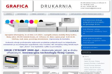 Drukarnia Grafica - Ulotki Gdynia