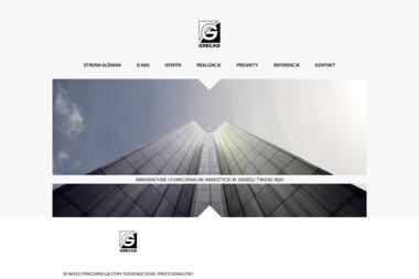 GreCAD Pracownia Projektowa Piotr Greinke - Adaptacja Projektu Kościerzyna