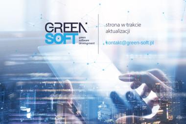 FU Green-Soft - Strony internetowe Krosno