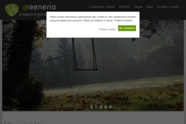 Greeneria Aneta Jarocka. Architektura krajobrazu - Usługi Architektoniczne Podkowa Leśna