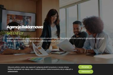 GreenFly - Agencja reklamowa - Optymalizacja Stron Rzeszów