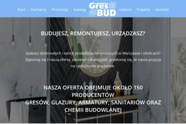Gres-Bud mgr in偶. Grzegorz Bia艂as. Us艂ugi Remontowo-Budowlane. - Tynki maszynowe Nowa Sól