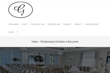 Restauracja Grodzka - Catering Byczyna