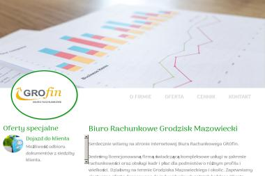 Biuro Rachunkowe GROfin - Biuro Rachunkowe Izdebno Nowe