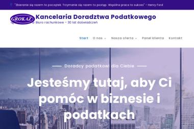 Kancelaria Doradztwa Podatkowego Grokaz S.C. Kazimierz i Grażyna Zielińscy - Biuro rachunkowe Krapkowice