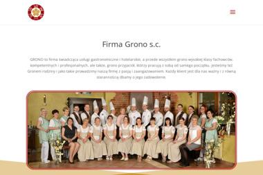 Grono S.C. Restauracja Złota Jesień - Gastronomia Kartuzy