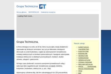 Grupa Techniczna - Geodeta Poznań