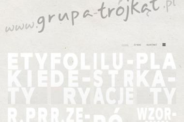 Grupa Trójkąt. Reklama - Agencja marketingowa Fabianów