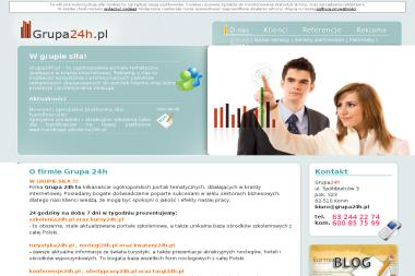Grupa24H Malinowski S.J. - Projektowanie Stron WWW Konin
