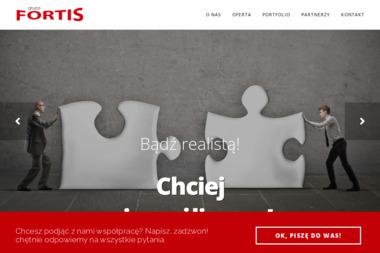 grupaFORTIS - Usługi Poligraficzne Gorlice