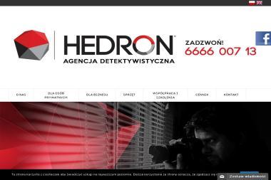 Grupa Hedron Sp.z o.o. - Detektyw Wrocław
