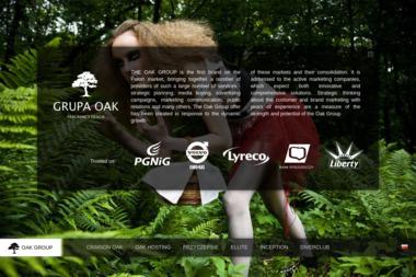 Crimson Oak. Agencja Reklamowo-Informatyczna Studio Graficzne. Marek Kosiński - Fotografowanie Katowice