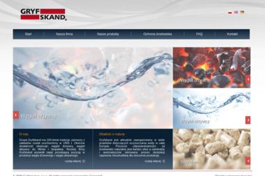 Gryfskand Sp. z o.o. - Sprzedaż Węgla Gryfino