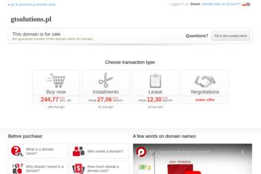 GTsolutions - biuro tłumaczeń - Tłumacze Zielona Góra