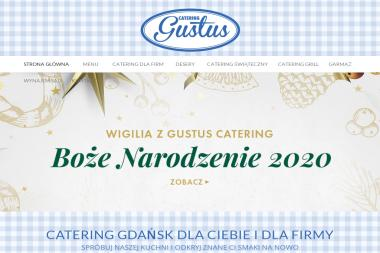 Gustus Catering - Catering dla firm Gdańsk