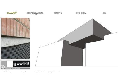 Pracownia Projektowa Gww 99 - Architekt. Andrzej Wolański - Projektowanie Domów Zawiercie