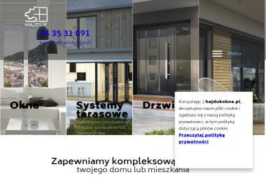 STOLARKA BUDOWLANA - Bramy garażowe Lubliniec