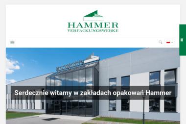 Hammer Poznań Sp. z o.o. - Drukarnia Tarnowo Podgórne