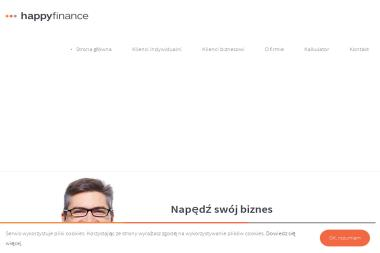 Happy Finance Rafał Grabowski - Leasing Popowo-Parcele