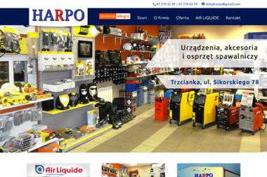 Przedsiębiorstwo Handlowo Usługowe Harpo Tomasz Charmaciński - Hydraulika Trzcianka