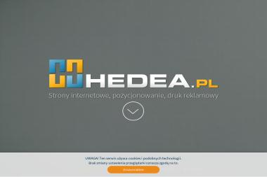 Hedea.pl - Strony internetowe Płock