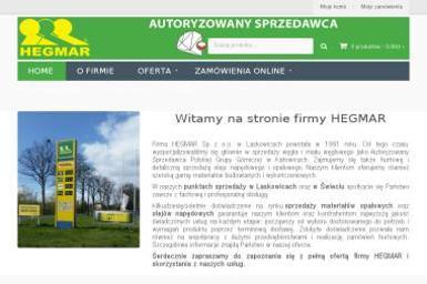 Hegmar - Skład węgla Laskowice