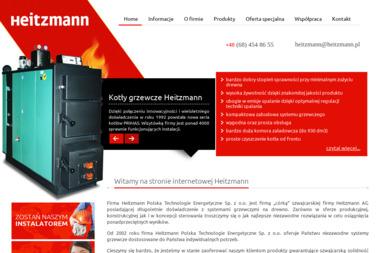 Heitzmann Polska. Technologie energetyczne Sp. z o.o. - Pellet Zielona Góra