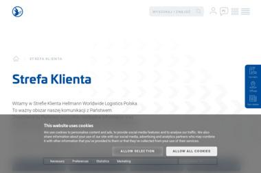 Hellmann Worldwide Logistics Sp. z o.o. - Transport międzynarodowy Bielany Wrocławskie