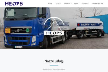 PHU Heops Henryk Orłowski - Skład opału Pasłęk