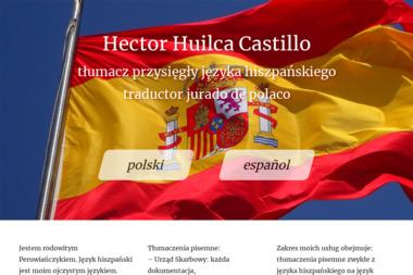 Nowa Hiszpania. Biuro tłumaczeń języka hiszpańskiego - Tłumacze Koronowo