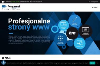 Heapmail Internet Solutions Sp. z o.o. - Pozycjonowanie stron Wałbrzych