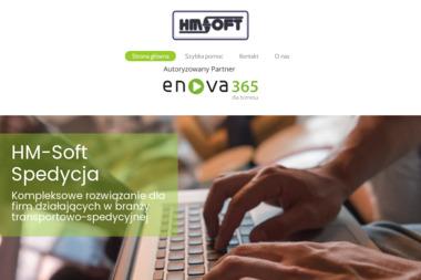 HM-Soft Marek Hubko. Oprogramowanie, Komputery, Hosting - Strony Internetowe Słubice