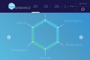 Zakład Mechaniczny Hml Nosewicz Jednostka Innowacyjno-Wdrożeniowa Sp.J. - Inżynier Budownictwa Lidzbark Warmiński