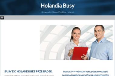 Magnum Przewozy Międzynarodowe. Busy do holandii, holandia busy - Firma transportowa Hrubieszów