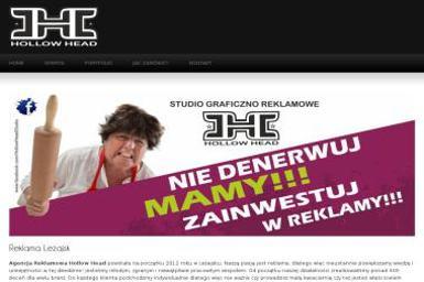 Studio Graficzno-Reklamowe Hollow Head. Reklama, wizytówki, ulotki - Tapety na Zamówienie Leżajsk