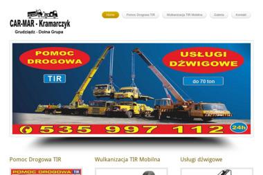 Car-Mar Handel Usługi Marek Kramarczyk - Sprzedaż Węgla Dolna Grupa