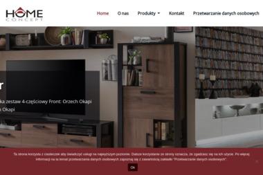 Home Concept Sp. z o.o. - Projektowanie wnętrz Olsztyn