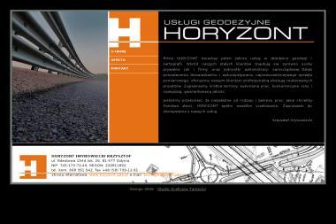 Horyzont-Usługi Geodezyjne - Geodezja Gdynia
