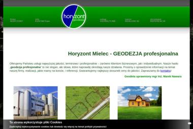 Firma Geodezyjna Horyzont mgr inż. Marek Nawara - Geodeta Mielec